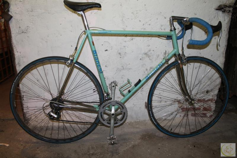 Heritage Malta Vintage Biciclette Bianchi Usate Wi1aaq