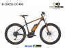 B-CROSS CX 400 9V